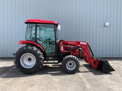 40 HP To 99 HP Tractors For Sale In Washington - 192