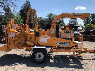BANDIT Wood Chippers Forestry Equipment For Sale - 215