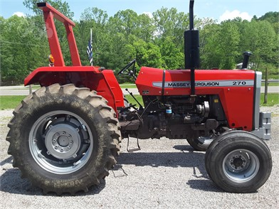 MASSEY-FERGUSON 270 For Sale - 4 Listings | TractorHouse com - Page