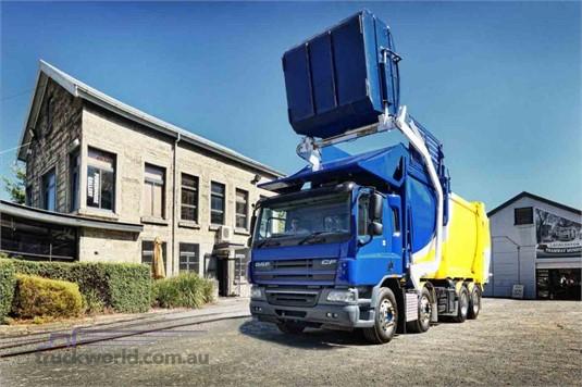 DAF FA CF75 4x2 Rigid Day Cab