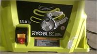 """Ryobi 10"""" Table Saw-"""