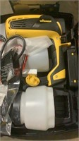 (qty - 3) Stainers/Sprayers-