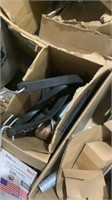 Pipe Hangers, Welding Hood, High Visibility Vest-