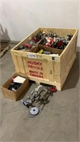 Assorted Bottling Machine Parts-