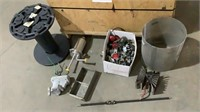 Assorted Industrial Material-