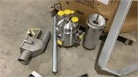 Assorted Industrial Supplies-