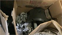 Assorted Conveyor & Electrical Material-