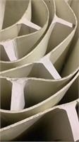 Conveyor Belt, Plastic Material, & Filters-