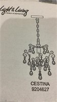 (qty - 9) Hanging Lamps-