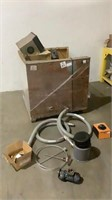Assorted Industrial and Electrical Components-