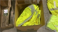 (approx qty - 300) Assorted Safety Vests-
