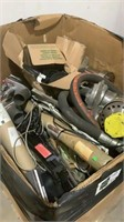 Assorted Moderate-Heavy Industrial Components-