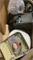 Assorted Electrical & Scientific Equipment-