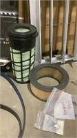 Assorted Bands and Filters-