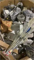 Assorted Industrial Components-
