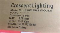Assorted Undercabinet Light and Light Fixtures-