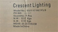 Assorted Undercabinet Lights and Warehouse Light-