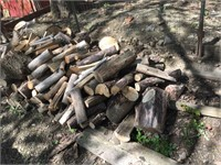 Pile of Fire Wood
