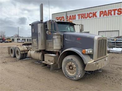 PETERBILT Salvage Trucks For Sale - 64 Listings | MarketBook ca