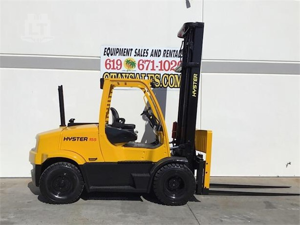 HYSTER Lifts For Sale - 1927 Listings | LiftsToday com