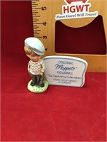 Moppets  advertising plaque