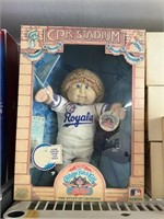 Kansas City Royals cabbage patch