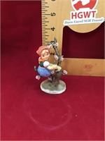 Early hummel  figurine