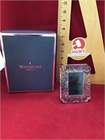 Waterford picture frame