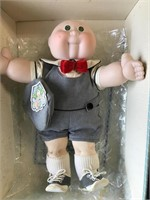 Cabbage patch porcelain doll