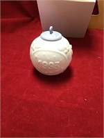 Lladro Christmas ornament
