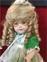 Composite doll