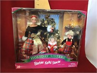Barbie holiday sister