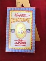 Anri 5th birthday