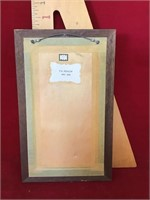 Anri wall plaque