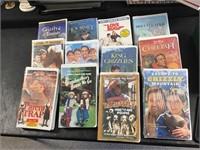 Disney VHS new