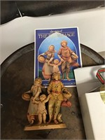 Fontanini  story of the pilgrimage