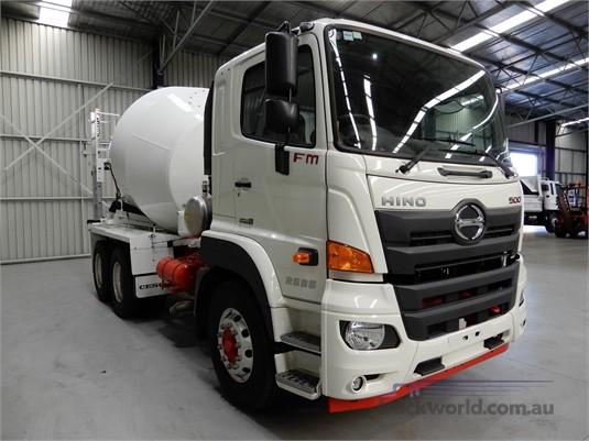 2019 Hino 500 Series 2635 FM Medium - Trucks for Sale