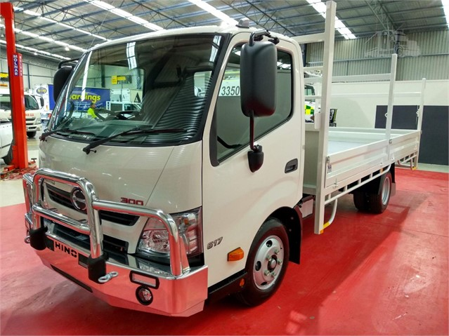 2019 HINO 300 617 For Sale In Breakwater, Victoria Australia