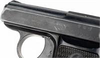 Gun Indian Arms Model 4 Semi Auto Pistol in 25 ACP