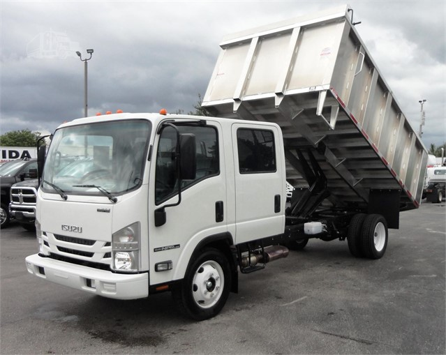 2019 ISUZU NPR HD For Sale In Fort Myers, Florida