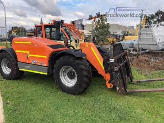2007 Jlg 266 - Heavy Machinery for Sale