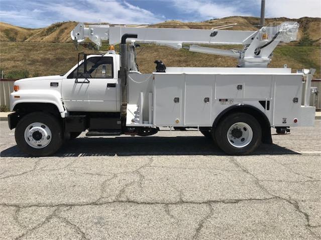 2000 GMC TOPKICK C7500 For Sale In Castaic, California