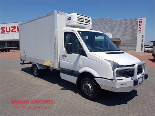 2012 Volkswagen Crafter Major Motors - Trucks for Sale