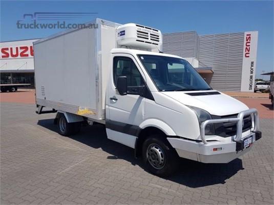 2012 Volkswagen Crafter Trucks for Sale