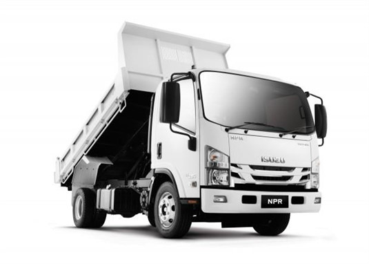 2019 Isuzu NPR 65 190 Tipper - Trucks for Sale