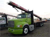 Heavy Equipment and Commercial Truck - Sacramento