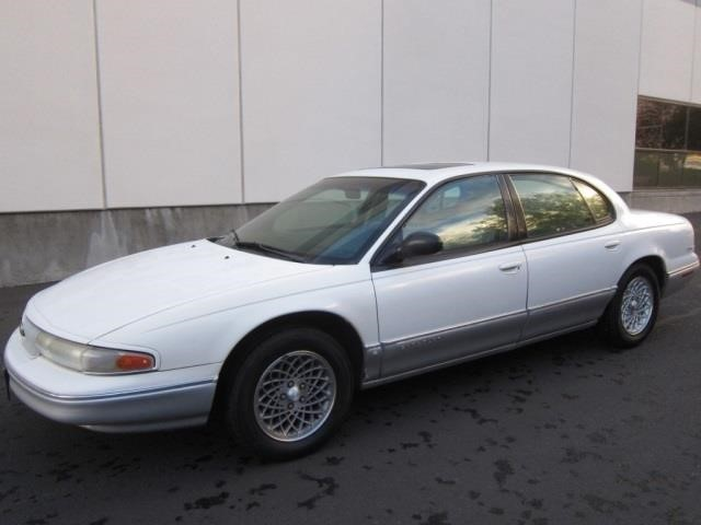 1996 chrysler lhs estate vehicle united country musick sons musick auction