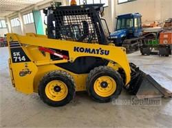 Komatsu Sk714  Usato
