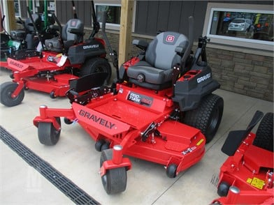 Gravely Zero Turn Lawn Mowers For Sale - 216 Listings