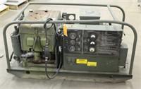 10KW MILITARY GAS GENERATOR, WORKS PER SELLER   Smith Sales LLC